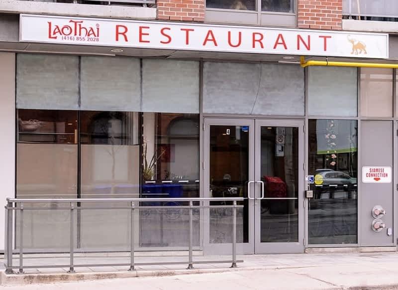 Laothai Restaurant Toronto