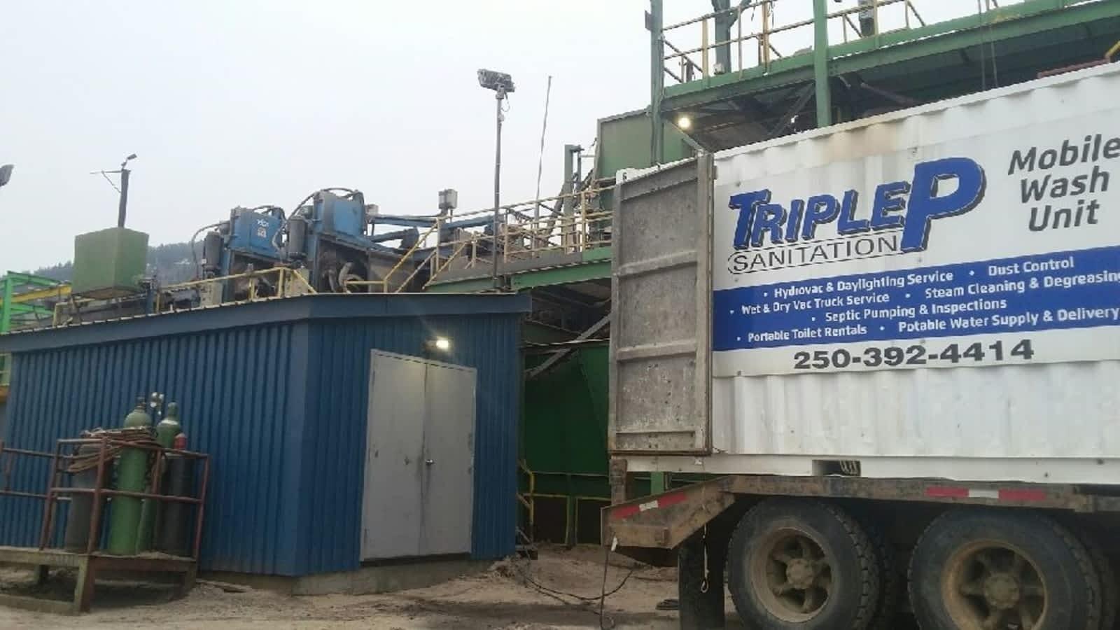 Triple P Sanitation 1998 Ltd - Opening Hours - 4705 Collier