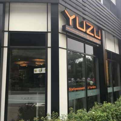 Yuzu Sushi - Restaurants - 418-614-3338
