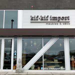 Kif Kif Import Meubles Deco Opening Hours 80 8480 Boul Leduc Brossard Qc
