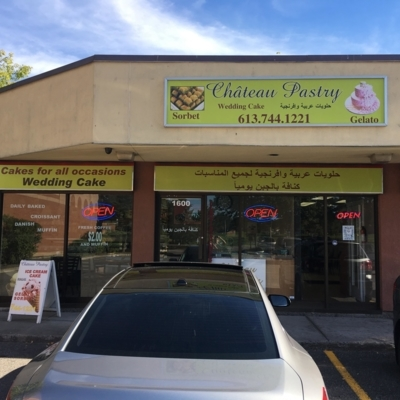 Chateau Patissery - Pastry Shops - 613-744-1221