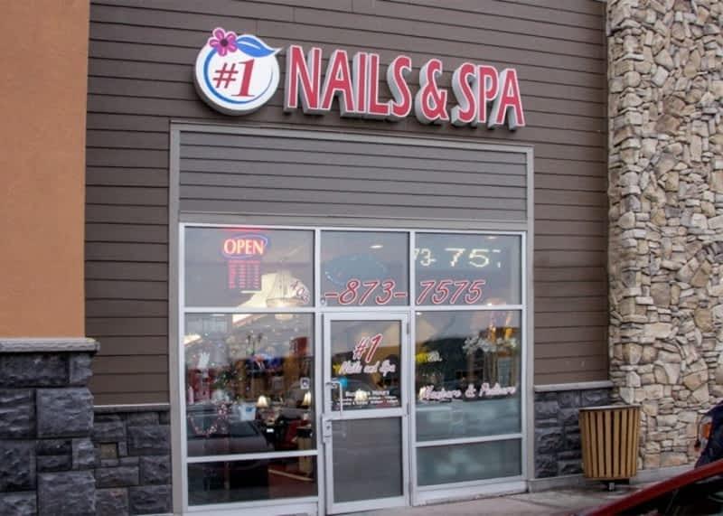 No  Nails And Spa Walden