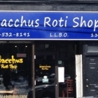 Bacchus Roti - Vegetarian Restaurants - 416-532-8191