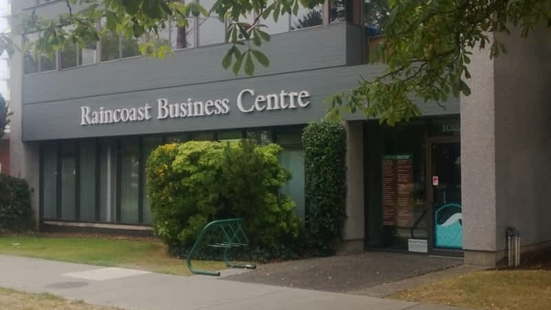 photo Raincoast Business Centre