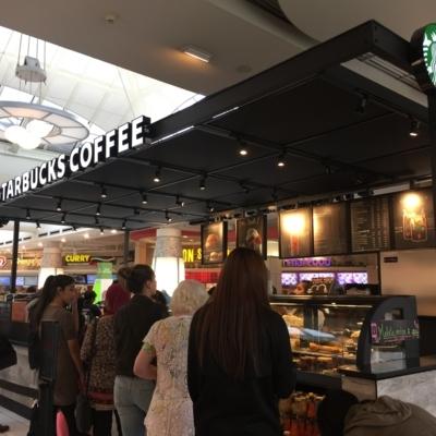 Starbucks Kiosk - Coffee Shops