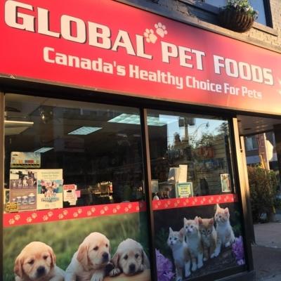 Global Pet Food - Pet Food & Supply Stores - 416-482-4995