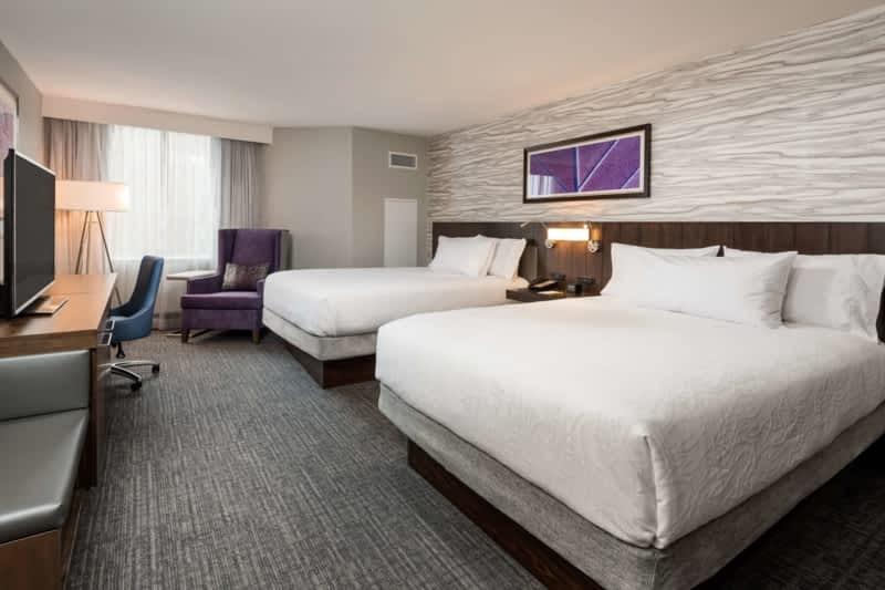 photo Hilton Garden Inn Ottawa Downtown