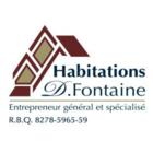 Habitations D Fontaine - Entrepreneurs en drainage
