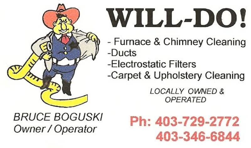 Will Do Furnace Amp Chimney Cleaning Condor Ab Rr 1