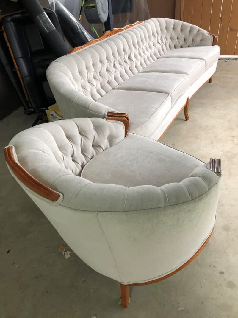 photo Coquitlam Upholstery