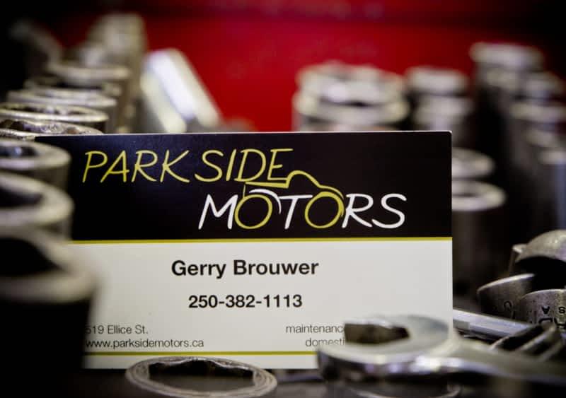 photo Parkside Motors Ltd
