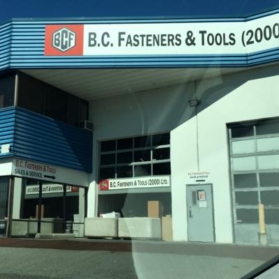 BC Fasteners & Tools (2000) Ltd - Tools