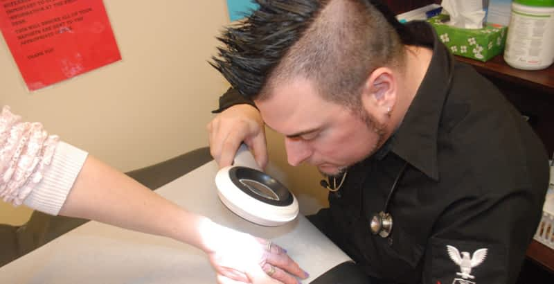 photo Dr James Coffey Dermatology