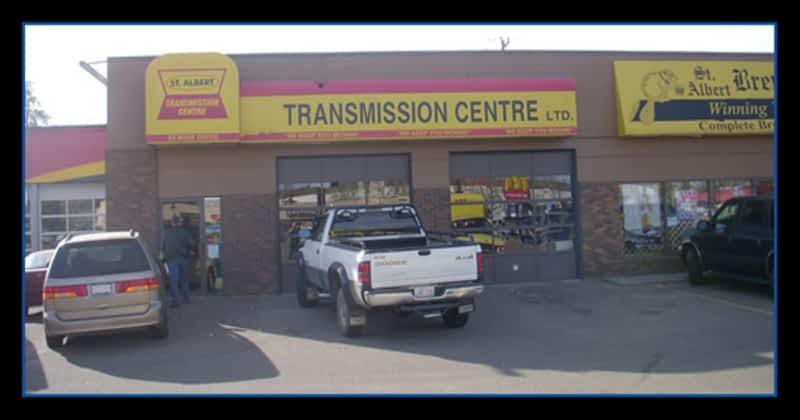 photo St Albert Transmission Centre Ltd