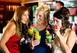 Where to have a great girls' night out in Victoria