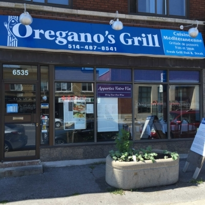 Restaurant New Oreganos Grill - Mediterranean Restaurants - 514-487-8541