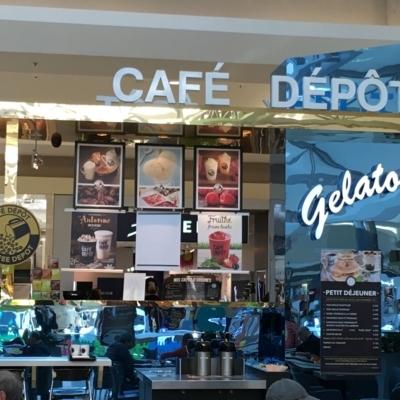 Café Dépôt Gelato - Ice Cream & Frozen Dessert Stores - 514-315-5492