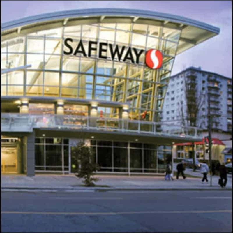 photo Safeway Liquor