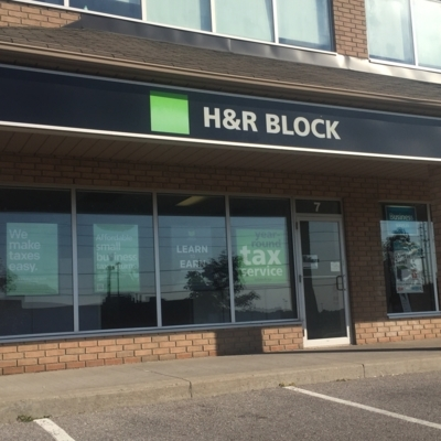 H&R Block - Tax Return Preparation - 905-438-9489