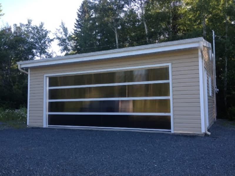 Portes De Garage Levasseur Rouyn Noranda Qc 1450 Rue