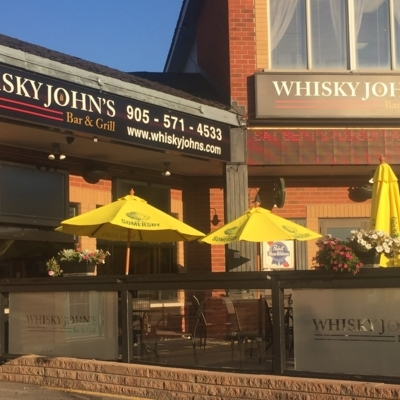 Whisky John Bar And Grill - Restaurants - 905-571-4533