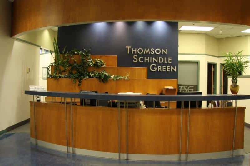 photo Thomson Schindle Green Insurance & Financial Services Ltd