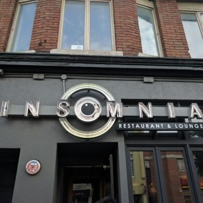 Insomnia Restaurant & Lounge - Asian Restaurants