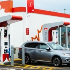 Petro-Canada EV Fast Charging Station - Gas Stations