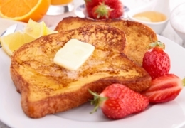 Fancy French toast to tickle your taste buds in Edmonton