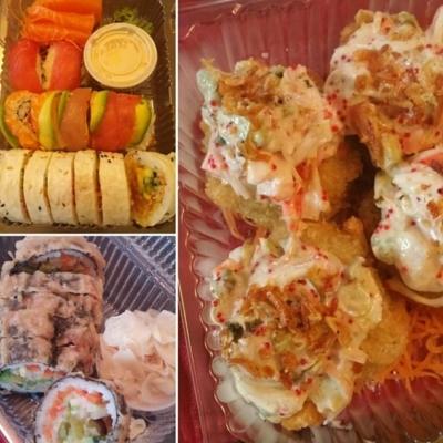 Zenbu Sushi - Restaurants