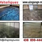 Aire Garage - Recouvrement de Plancher - Revêtements de planchers - 438-830-4448