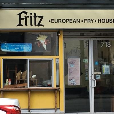 Fritz European Fry House - Restaurants - 604-684-0811