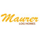 Maurer Log & Timber Frame Homes - Logo