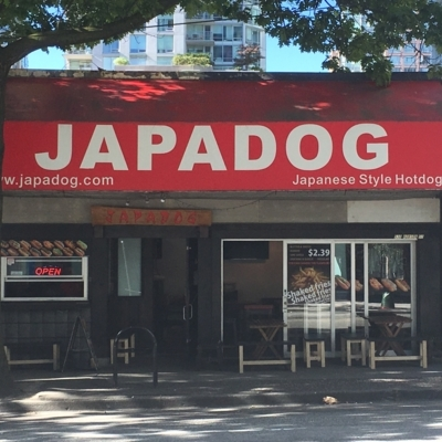 Japadog (Food Truck) - Asian Restaurants