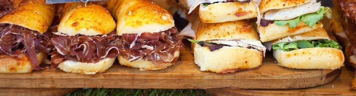 Sandwich spots in Little Italy Toronto