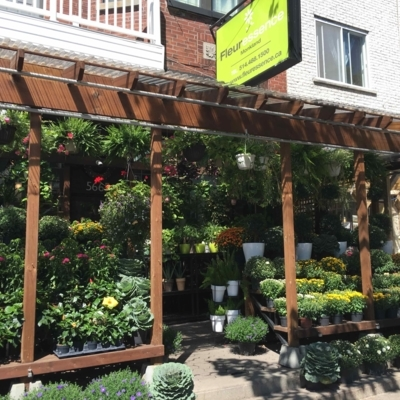 Fleuressence Monkland - Grocery Stores - 514-488-1500
