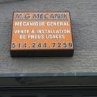 MG Mecanik - Tire Retailers