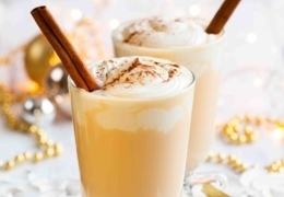 Keep warm in Toronto with these eggnog cocktails