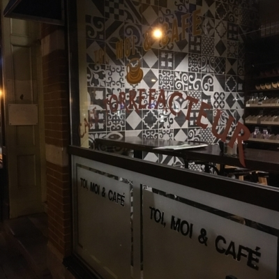 Toi Moi & Café - French Restaurants - 514-279-9599