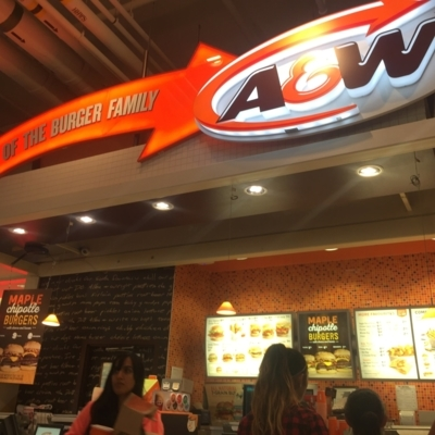 A&W - Restaurants américains - 604-430-2336