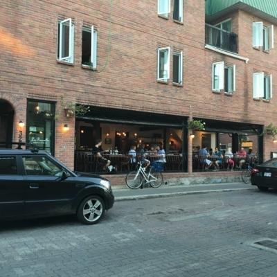 Restaurant La Prunelle - French Restaurants - 514-849-8403
