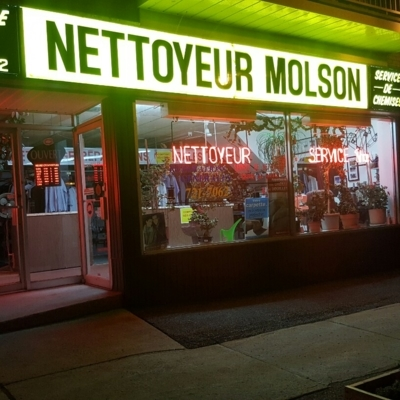 Nettoyeur Molson - Dry Cleaners