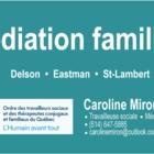 Caroline Miron Médiatrice Familiale - Mediation Service - 514-647-5885
