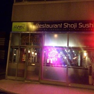 Restaurant Shoji Sushi - Restaurants gastronomiques - 450-672-5888