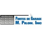 Portes de Garage Pilon - Logo
