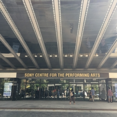 Sony Centre For The Performing Arts - Spectacles familiaux