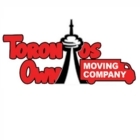 Toronto's Own Moving Company - Heavy Hauling Movers - 647-575-4696
