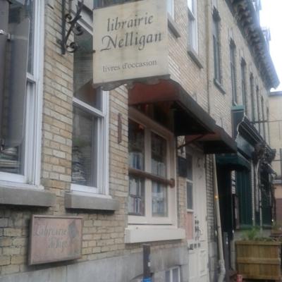 Librairie Nelligan Inc - Librairies - 418-614-8043