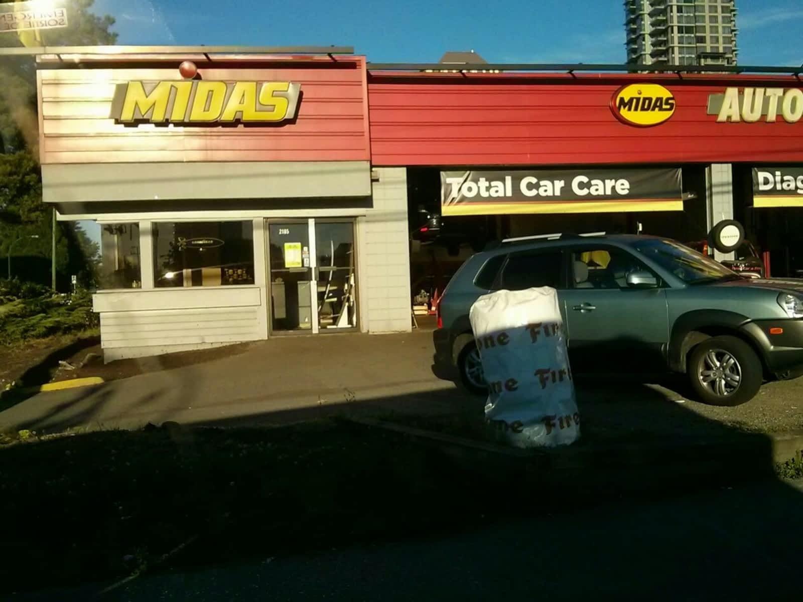 Midas Auto Service Experts - 2185 Willingdon Ave, Burnaby, BC
