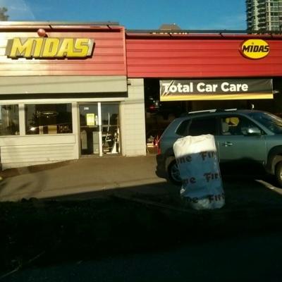 Midas Auto Service Experts - Car Repair & Service